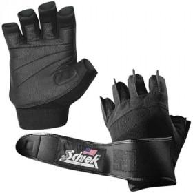 Schiek Sports Handschuhe mit Handgelenkbandage