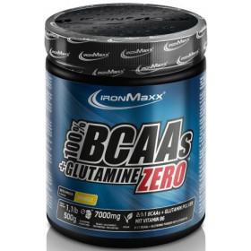 Ironmaxx BCAAs + Glutamine - 500 g Dose
