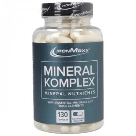 Ironmaxx Mineral Komplex - 130 Kapseln