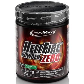 Ironmaxx HELLFIRE® Fatburner Zero - 500g Pulver