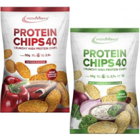 Ironmaxx Protein Chips - 50g