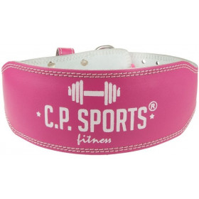 C.P. Sports Lady Gürtel Leder Pink