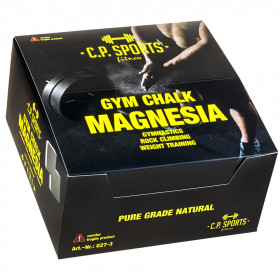 C.P. Sports Gym Chalk Magnesia - 544g