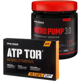 Body Attack Strength-Pack