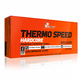 Olimp Thermo Speed Hardcore - 120 Kapseln
