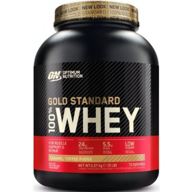 Optimum Nutrition 100% Whey Protein Gold Standard - 2270g