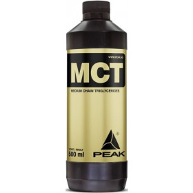 Peak MCT Oil - 500ml Flasche