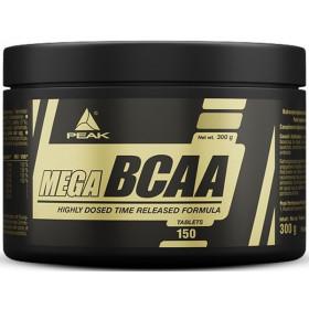 Peak Mega BCAA - 150 Tabs á 2000mg