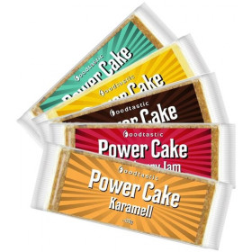 Foodtastic Power Cake - 120g Riegel