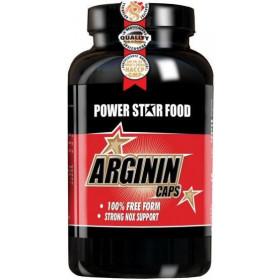 Powerstar Arginin - 200 Kapseln