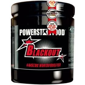 Powerstar BLACKOUT Hardcore Booster - 600g