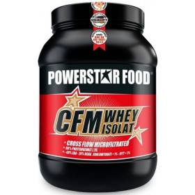 Powerstar CFM Whey Isolat - 1000g