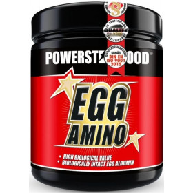 Powerstar Egg Amino - 500 Tabletten