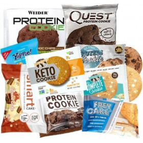 Protein Cookie Start Up Package