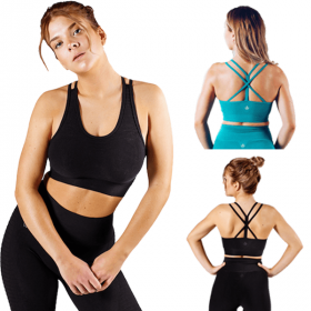 Workout Empire Regalia Flow Bra