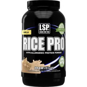 LSP Rice Pro Reisprotein - 1000g