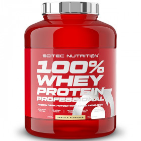 Scitec Nutrition 100% Whey Protein Prof. 2,35kg