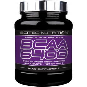 Scitec Nutrition BCAA 6400 - 375 Tabl.