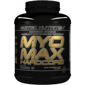 Scitec Nutrition MyoMax Hardcore - 3080 g