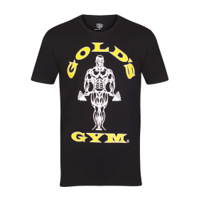 Golds Gym - Logo Basic T-Shirt - black