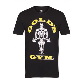 Golds Gym - Logo Basic T-Shirt - black
