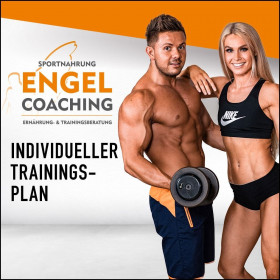 Individueller Trainingsplan + 3 Monate Coaching