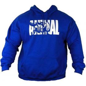 Universal Nutrition Animal Fury Hooded Sweater - Blau