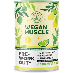 Alpha Foods Vegan Muscle PreWorkout Boost