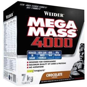 Weider Mega Mass 4000 - 7kg