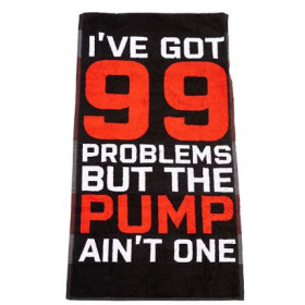 XXL Nutrition Gym Handtuch - 99 Problems