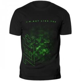 ZEC+ GREEN CAMO T-SHIRT Black