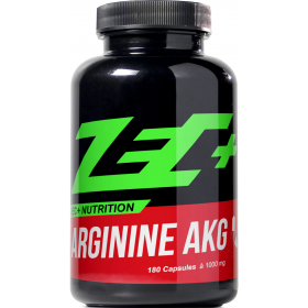 ZEC+ Arginine AKG - 180 Kapseln