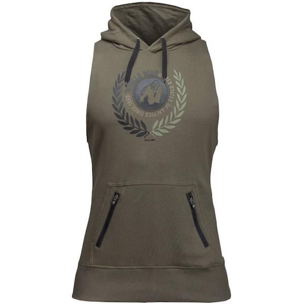 Army Green Armee Grün Gorilla Wear Perry High Tops Pro