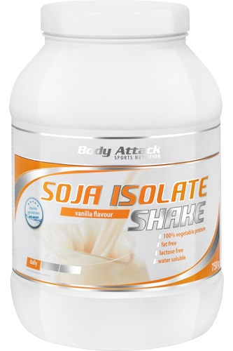 Soja Protein Isolat von Body Attack