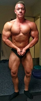 Philipp Schmitz Bodybuilding Athlet