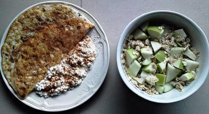 Apple Porridge Rezept