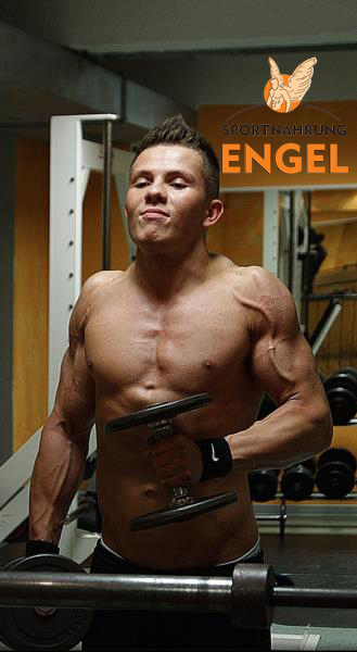 Junioren Bodybuilding Edgar Kisler