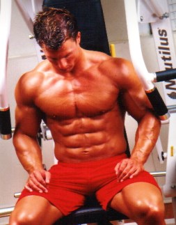 Trainings Stillstand im Bodybuilding