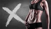 Ernährungssünden beim Muskelaufbau