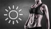 Ernährung und Training im Sommer