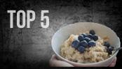 Die 5 Besten Frühstücksrezepte für den Muskelaufbau