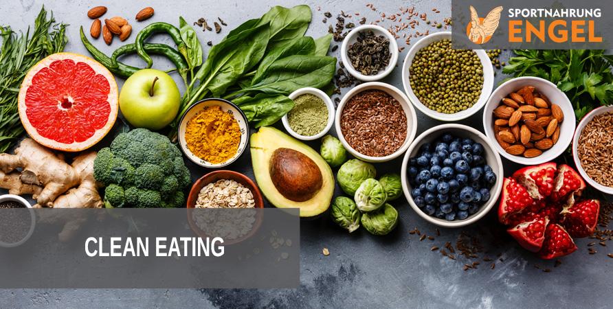 Clean Eating Tipps wie Du Dich gesund ernährst