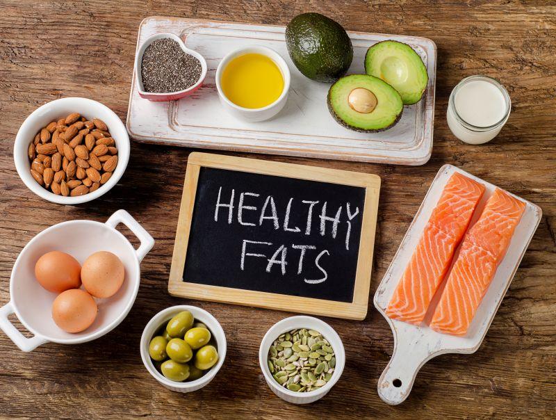 Mit gesunden Fettquellen dem Körper Energie liefern und gesund bleiben