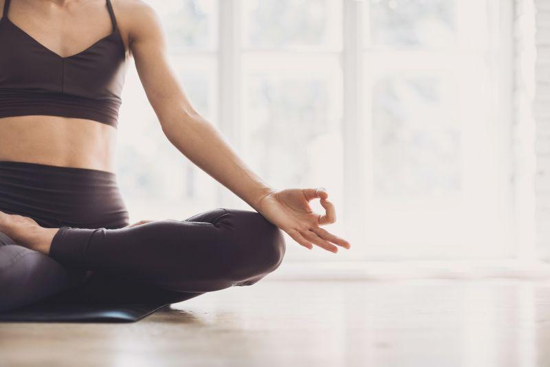 Detox mit Meditation