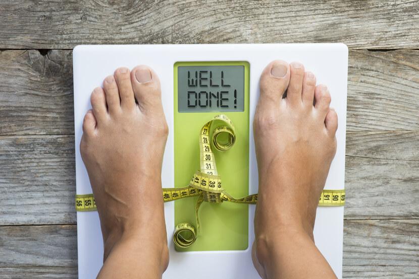 Nach erfolgreicher Diät das Gewicht halten