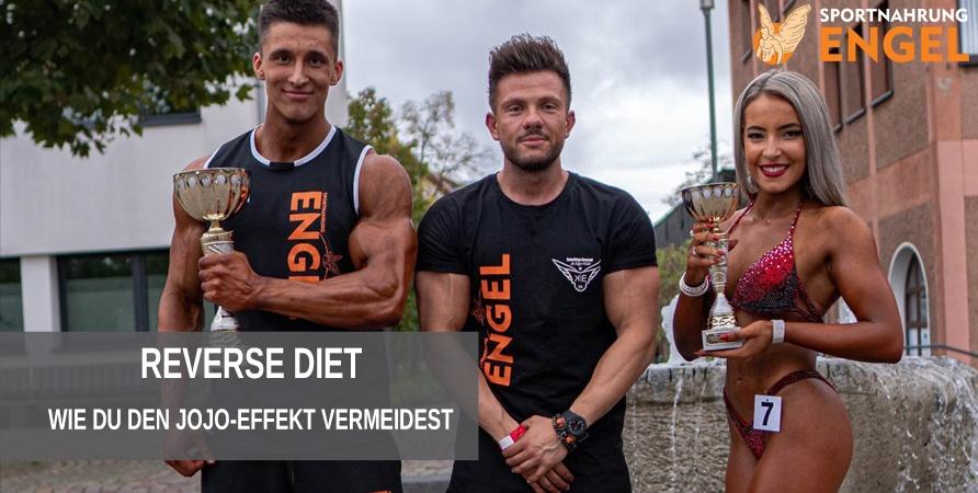 Reverse Diät - Jojo Effekt vermeiden