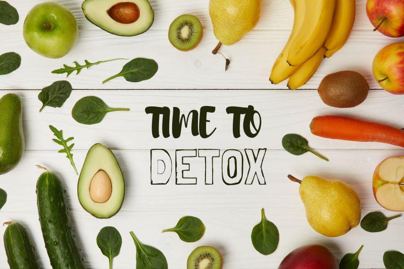 Zeit für Detox - Wann ist eine Entgiftungskur notwendig