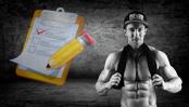 Erfolgskontrolle im Bodybuilding