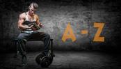 Das Bodybuilding Glossar von A bis Z