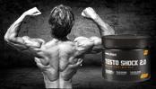 Testosteron eröhen durch Training und Ernährung